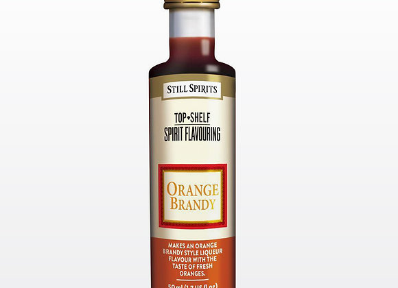 Top Shelf | Orange Brandy