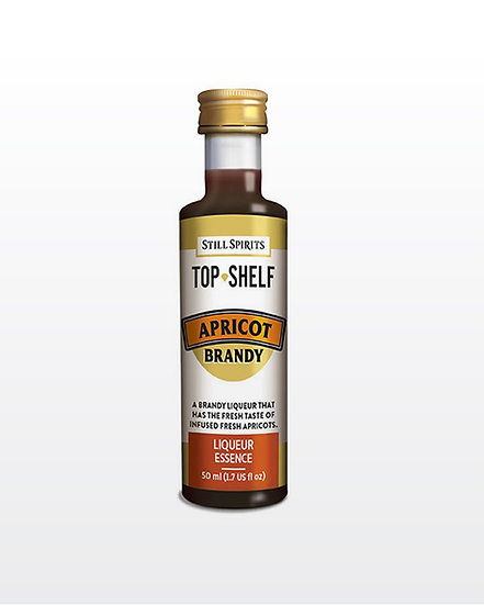 Top Shelf | Apricot Brandy