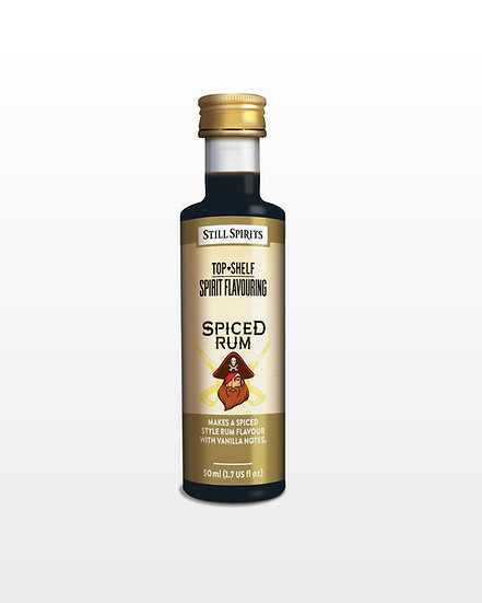 Top Shelf | Spiced Rum