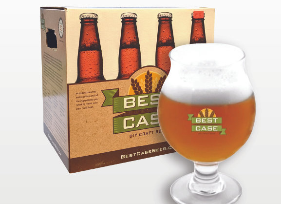 Best Case | Belgian Farmhouse Saison