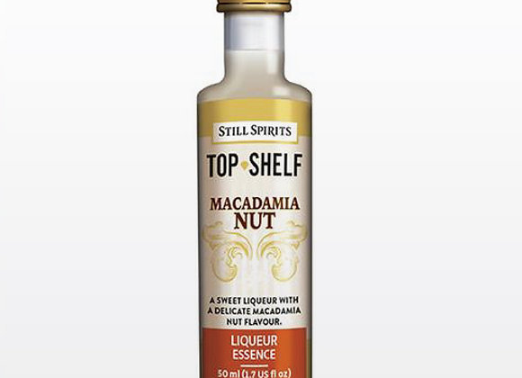 Top Shelf | Macadamia Nut