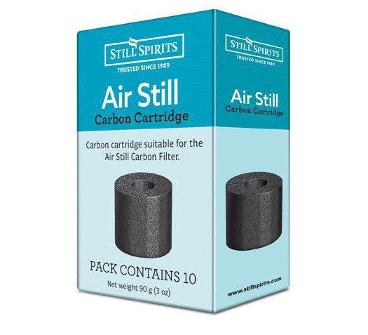 Replacement carbon cartridges (10 pk.)