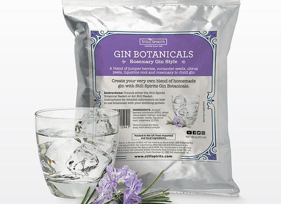 Still Spirits | Rosemary Gin Botanicals
