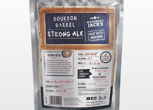 Mangrove Jack's   Bourbon Barrel Strong Ale