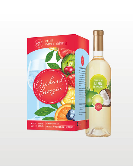 Orchard Breezin' | Tropical Lime