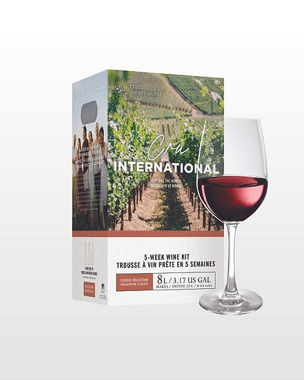 Cru International | Pinot Noir