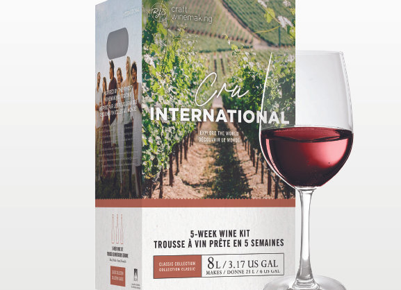 Cru International | Merlot