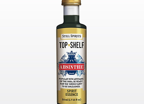 Top Shelf | Absinthe