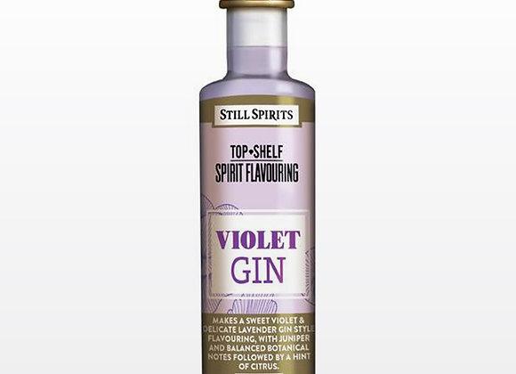 Top Shelf | Violet Gin
