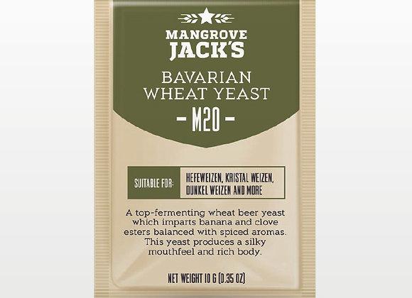 Mangrove Jack's | M20 Bavarian Wheat Yeast - 10g