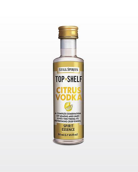 Top Shelf | Citrus Vodka