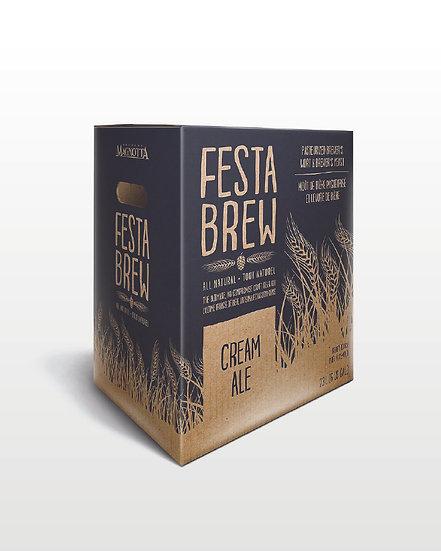 Festa Brew   Cream Ale