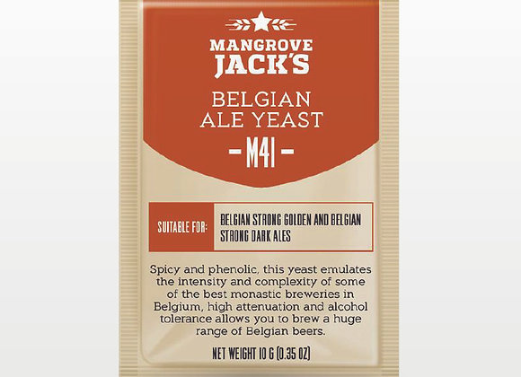 Mangrove Jack's | M41 Belgian Ale Yeast
