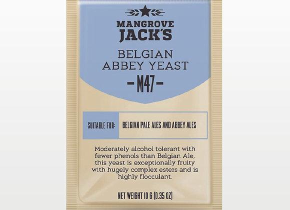 Mangrove Jack's | M47 Belgian Abbey Yeast -10g