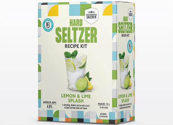 Mangrove Jack's | Hard Seltzer - Lemon & Lime