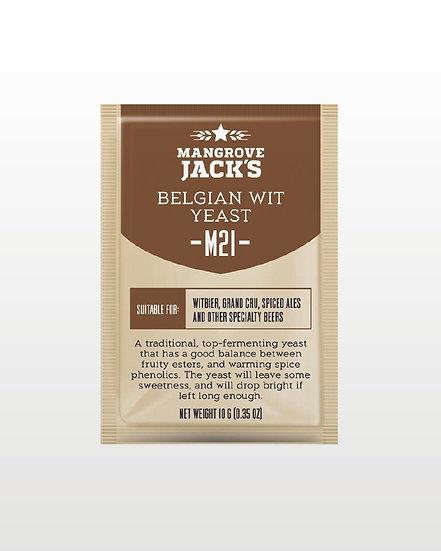 Mangrove Jack's | M21 Belgian Wit Yeast