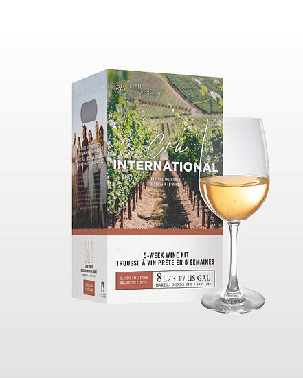 Cru International | Pinot Grigio