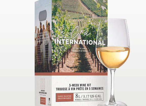 Cru International | Chardonnay