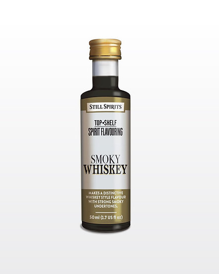 Top Shelf | Smoky Whiskey