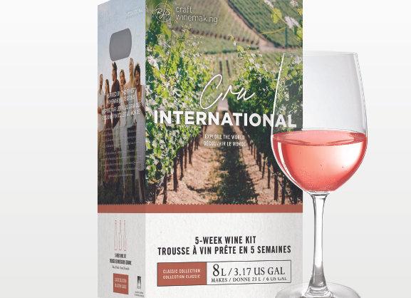 Cru International | Rosé
