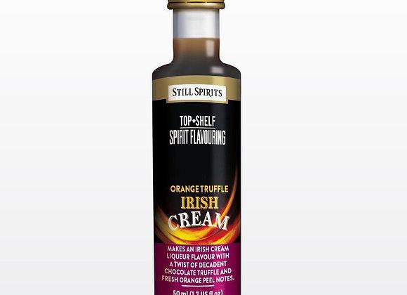 Top Shelf | Orange Truffle Irish Cream
