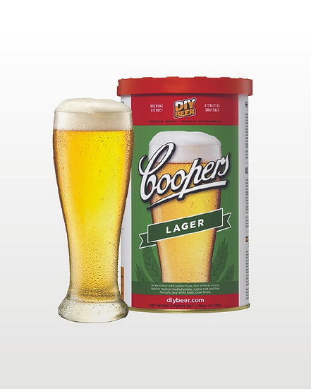 Cooper's | Lager