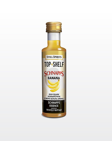 Top Shelf | Banana Schnapps
