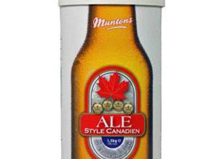 Muntons | Canadian Ale