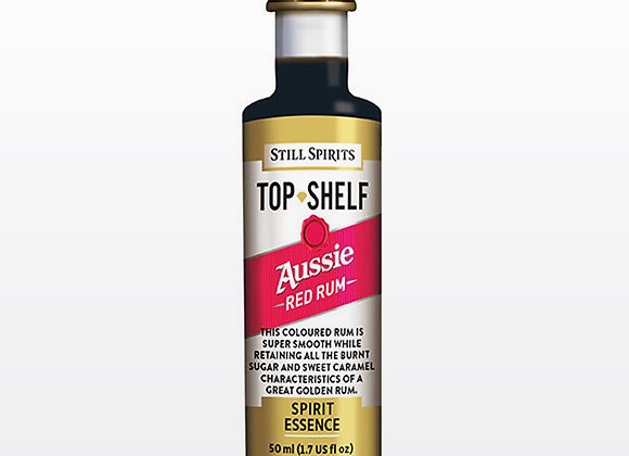 Top Shelf | Aussie Red Rum
