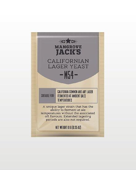 Mangrove Jack's | M54 Californian Lager Yeast - 10g