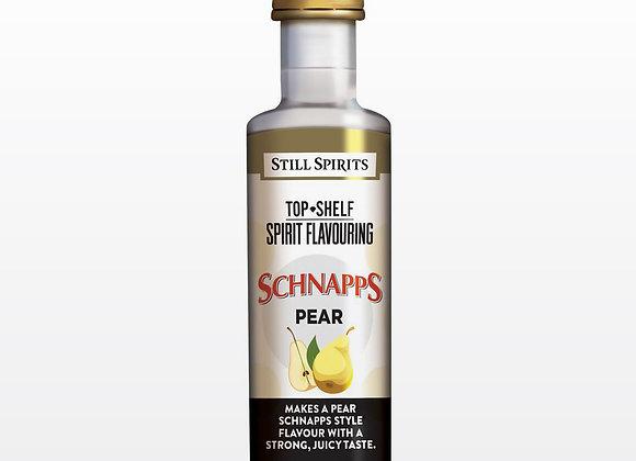 Top Shelf | Pear Schnapps