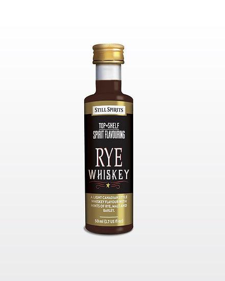 Top Shelf | Rye Whiskey