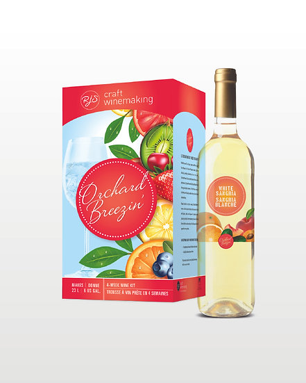 Orchard Breezin'   White Sangria