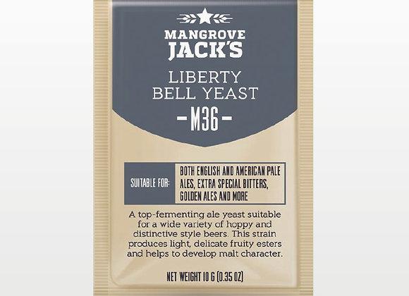 Mangrove Jack's | M36 Liberty Bell Yeast - 10g