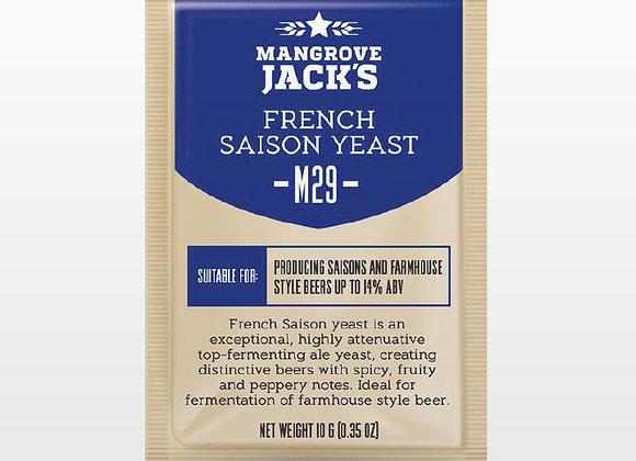 Mangrove Jack's | M29 French Saison Yeast - 10g
