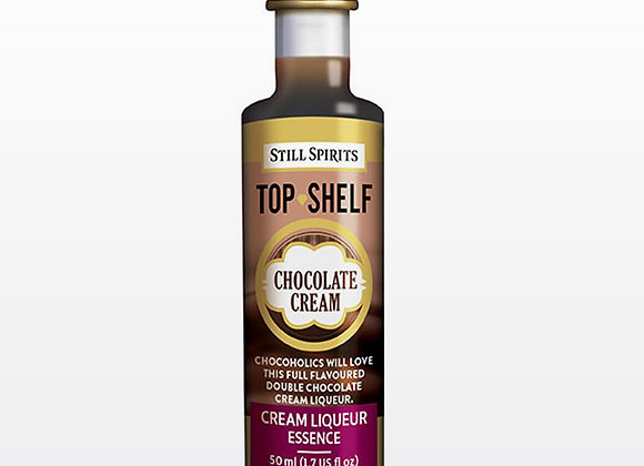 Top Shelf | Chocolate Cream
