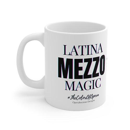Latina Mezzo  Magic  Mug 11oz