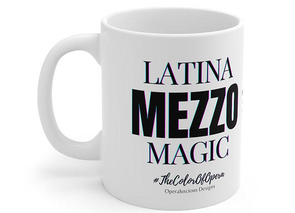 Latina Mezzo  Magic  Mug 11oz