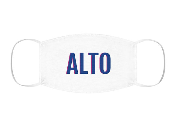 ALTO Polyester Face Mask