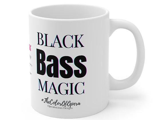 Black Bass Magic Mug 11oz