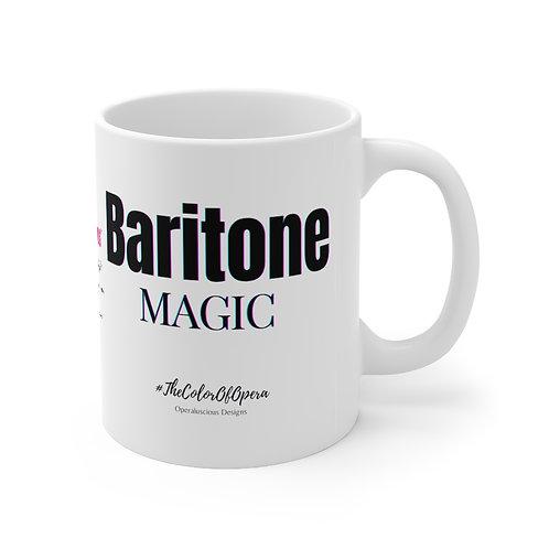 Baritone Magic Mug 11oz