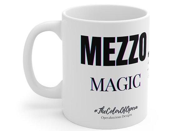 Mezzo Magic Mug 11oz