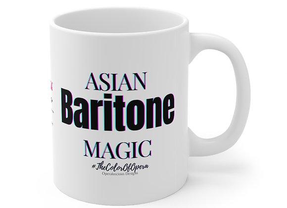 Asian Baritone Magic Mug 11oz