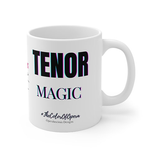 Tenor Magic Mug 11oz
