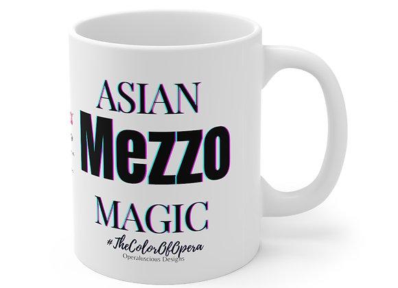 Asian Mezzo Magic Mug 11oz