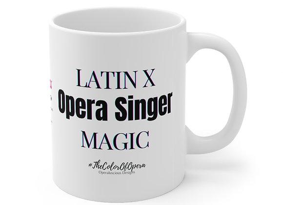 Latin X Magic  Mug 11oz