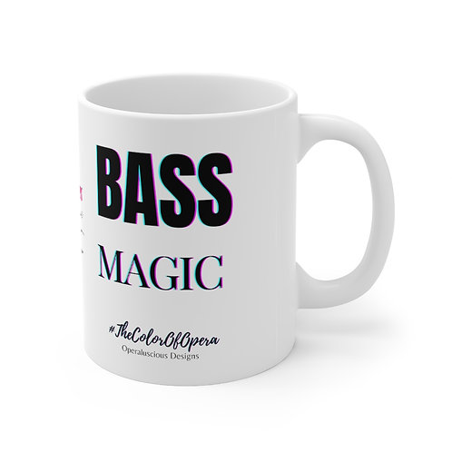 Bass Magic Mug11oz
