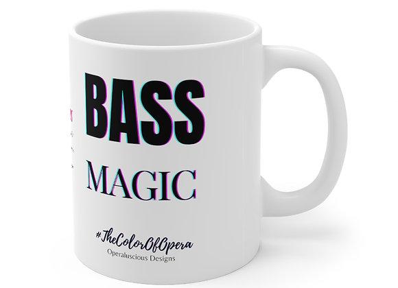Bass Magic Mug11oz