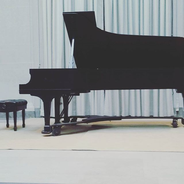 #MarianAnderson Piano used for the 1939 concert