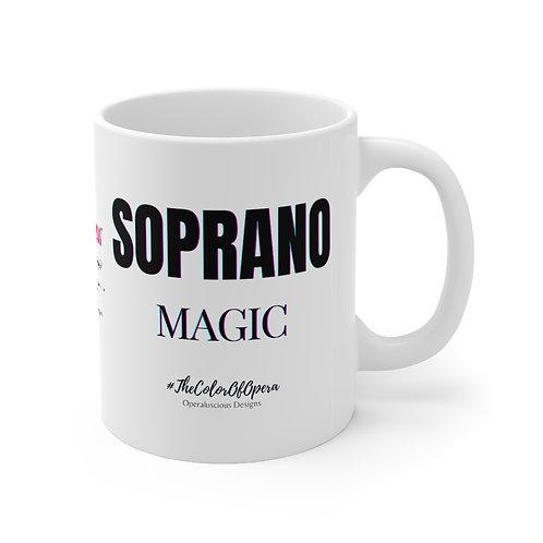 Soprano Magic Mug 11oz